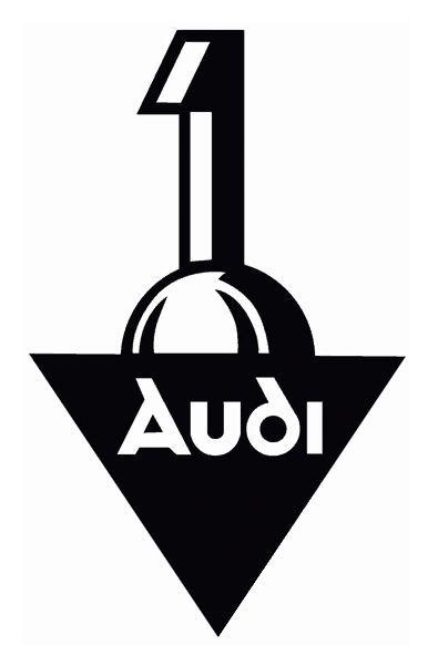 Audi Old Logo 1909