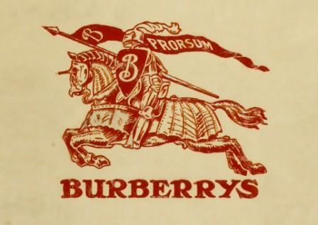 Burberry Logo 1901