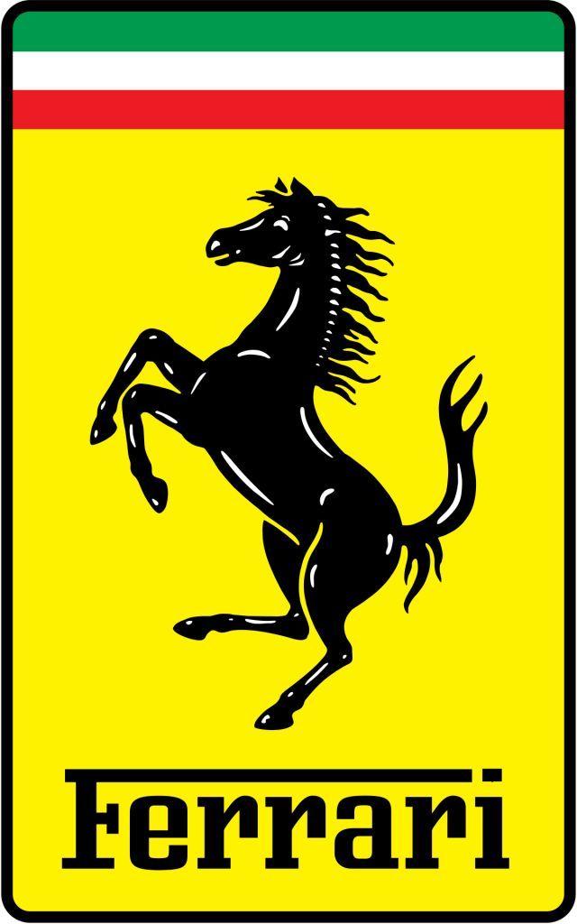 Ferrari Corporate Logo