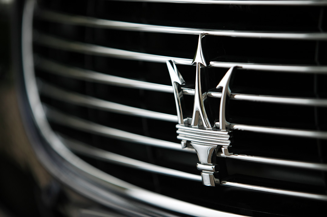 Maserati Logo HD