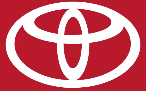 Toyota Logo 1989