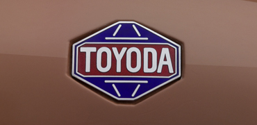 Toyota Old Logo Diamond