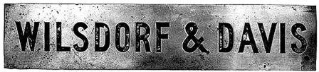 Wilsdorf & Davis 1905